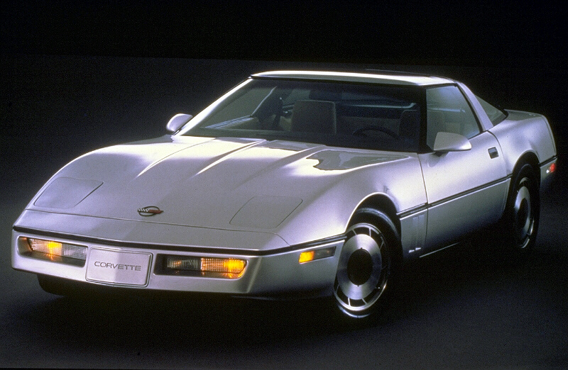 1984 Chevrolet Corvette C4 in Beaumont, TX