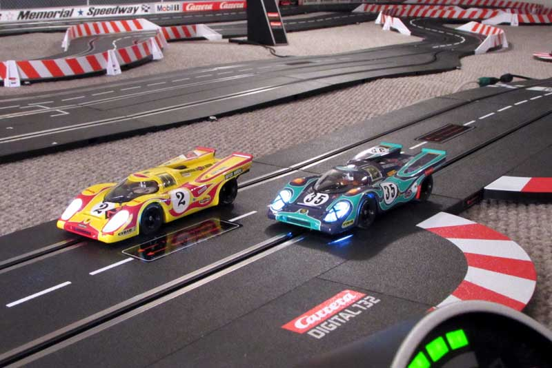Carrera Digital Slot Cars