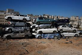Junk cars value vary because of price of metal in the market